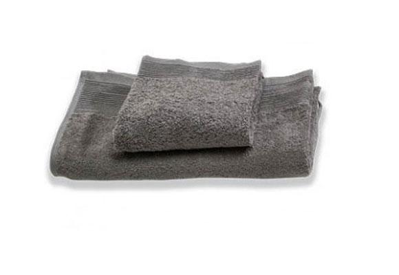 Set asciugamani in pintuck
