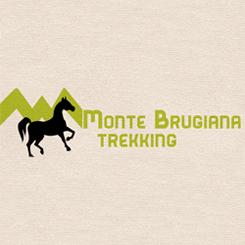 Logo monte Brugiana trekking