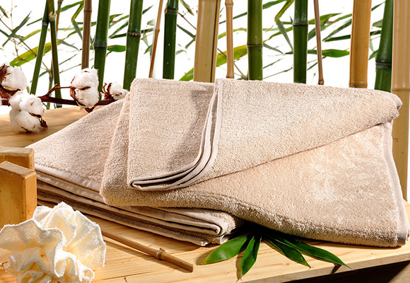 Set teli in fibra di bamboo