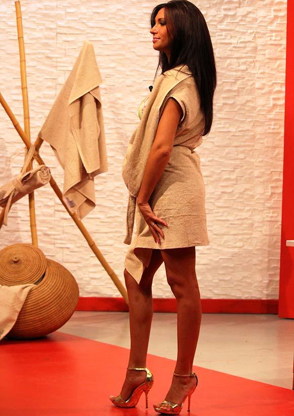 Teloio donna in fibra di bamboo