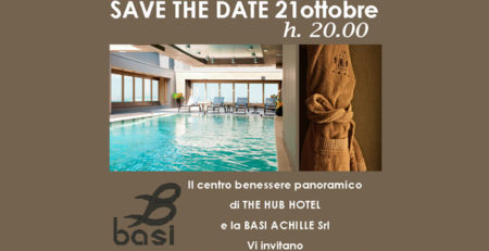 Aperitivo bordo piscina The Hub Hotel