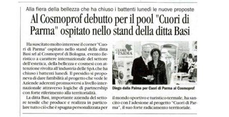 Articolo Cuori di Parma