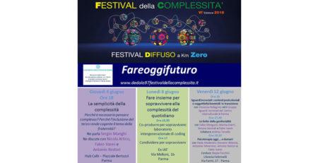 Volantino festival della complessità